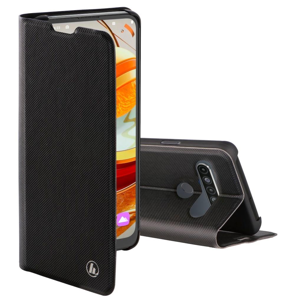 """Hama Handytasche »Smartphone-Booklet Tasche«, """"Slim Pro"""" für LG K61, Schwarz"""