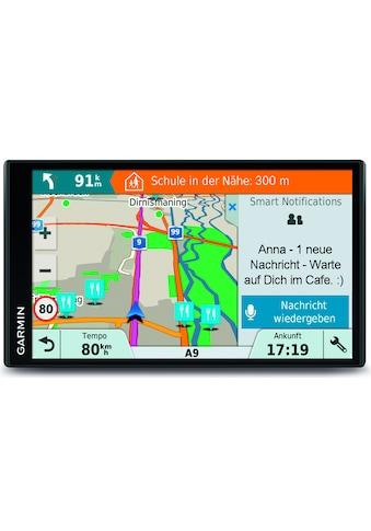 Garmin Navigationsgerät »DRIVE Smart 61 LMT-D EU«, (Europa (46 Länder) ), Navigationsgerät kaufen