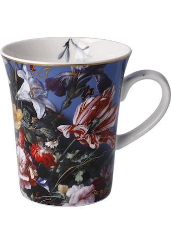 """Goebel Tasse »Künstlertasse Jan Davidsz de Heem - """"Sommerblumen""""«, 400 ml kaufen"""
