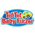"Vtech® Spielzeug-Bagger ""Tut Tut Baby Flitzer Bagger und Anhänger"" (Set, 2-tlg.)"