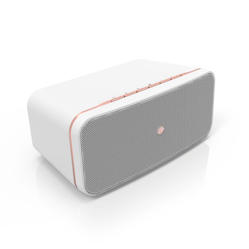 Hama WLAN Bluetooth Lautsprecher, Amazon Alexa, mit Akku