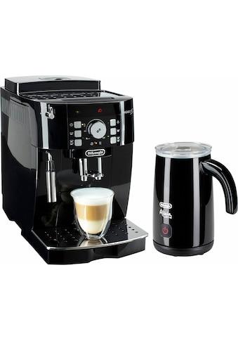 De'Longhi Kaffeevollautomat ECAM 21.118.B, 1,8l Tank, Kegelmahlwerk kaufen