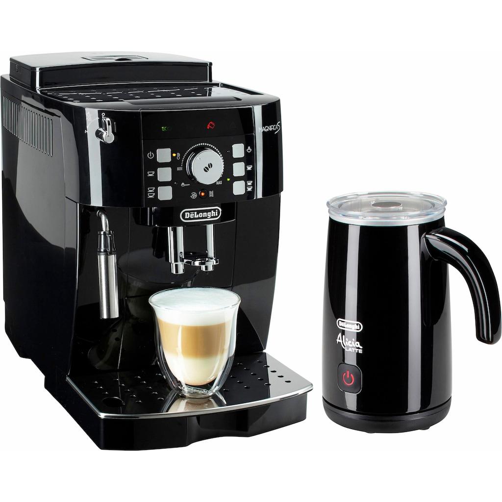 De'Longhi Kaffeevollautomat »ECAM 21.118.B«, inkl. Milchaufschäumer im Wert von UVP 89,99