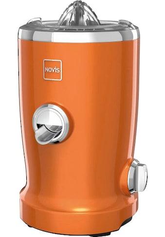 NOVIS Entsafter »VitaJuicer S1 orange«, 240 W kaufen
