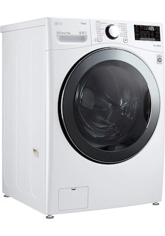 LG Waschmaschine »F11WM17TS2«, F11WM17TS2, 17 kg, 1100 U/min kaufen