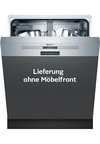 NEFF teilintegrierbarer Geschirrspüler »S145HAS29E«, N 50, S145HAS29E, 13 Maßgedecke kaufen
