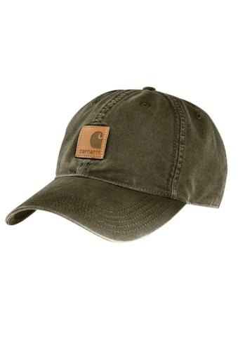 Carhartt Baseball Cap »Odessa 100289«, mit Schweißband und Klettverschluss kaufen