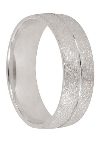 Firetti Trauring mit Gravur »strukturiert, Diamantschnitt, Glanzfräsung, 6,0 mm breit« kaufen