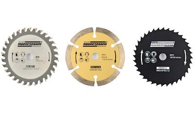 Brüder Mannesmann Werkzeuge Sägeblatt, für Mini-Handkreissäge kaufen