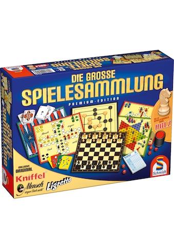 Schmidt Spiele Spielesammlung »Die große Spielesammlung« kaufen
