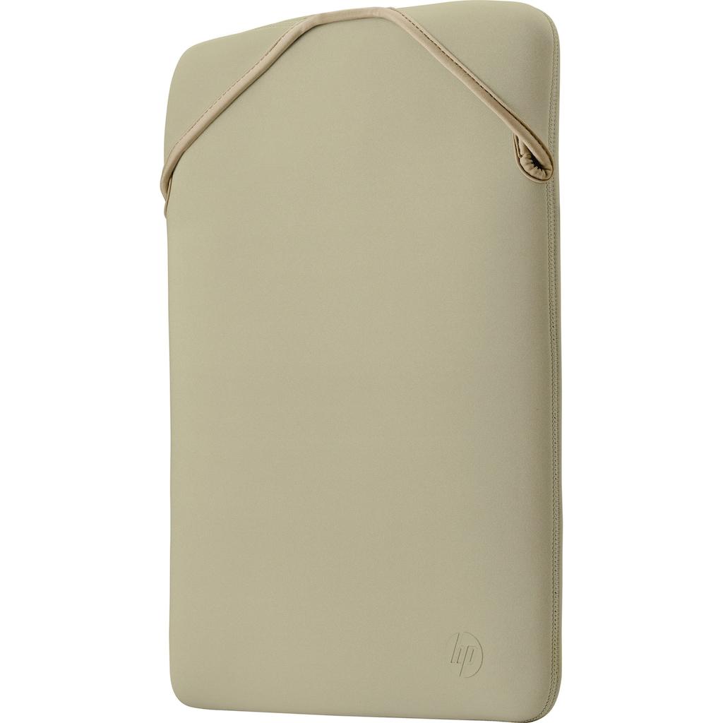 HP Laptoptasche »Protective Reversible 35,6cm 14Zoll Black/Gold Laptop Sleeve (P)«