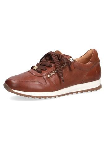 Caprice Sneaker, mit seitlichem Reißverschluss, Komfortweite kaufen