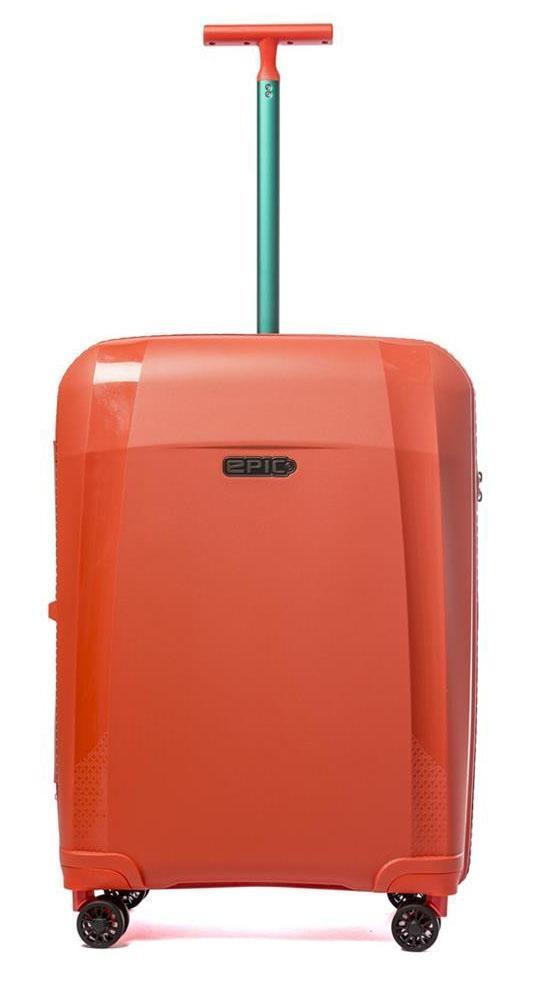 EPIC Hartschalen-Trolley Phantom™ SL, Orange.com, 66 cm, 4 Rollen   Taschen > Koffer & Trolleys > Trolleys   Orange   Epic
