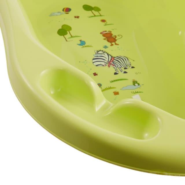 "keeeper Babywanne ""Maria - Hippo, grün"""