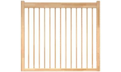 DOLLE Brüstungsgeländer »Lyon«, L: 100 cm, buche, mit Holzstäben kaufen