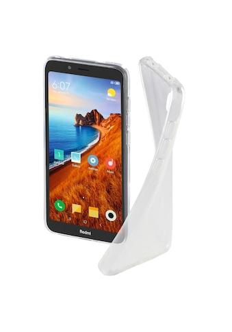 Hama Cover, Hülle für Xiaomi Redmi 7A, Transparent kaufen
