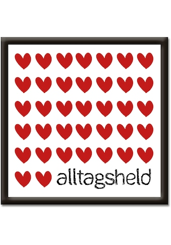 Artland Wandbild »Alltagsheld« kaufen