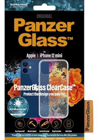 PanzerGlass Smartphone-Hülle »ClearCase for Apple iPhone 12 Mini« kaufen