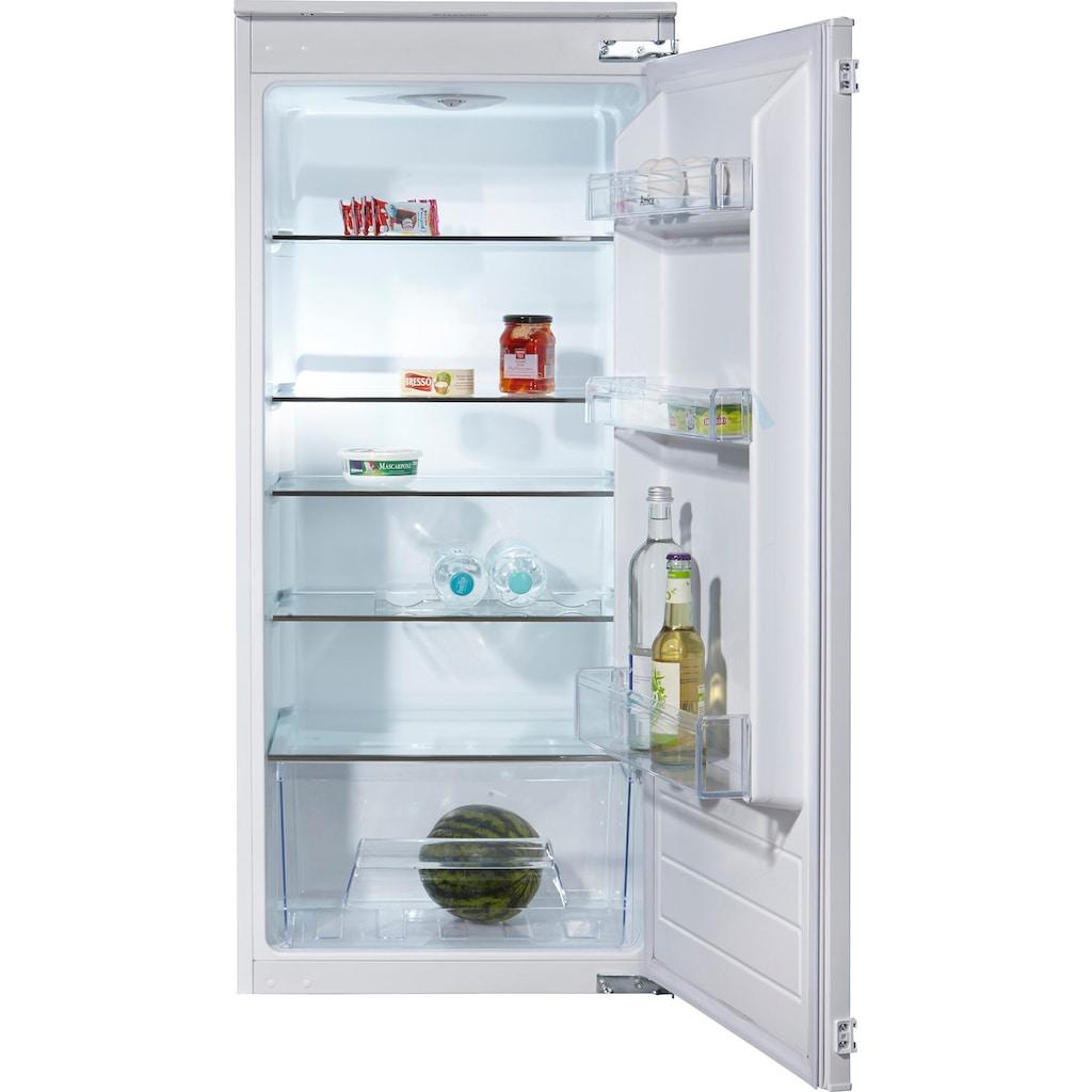 Amica Einbaukühlschrank, EVKS, EVKS 16175, 122,1 cm hoch, 54 cm breit, Gemüsebox