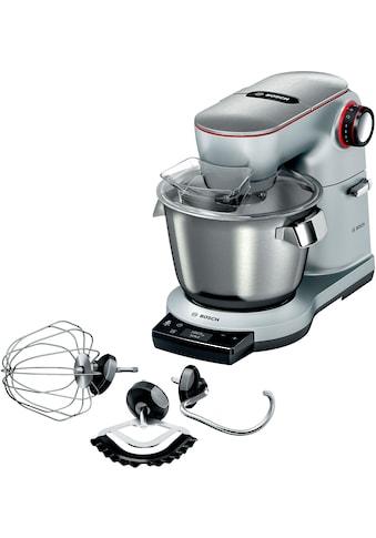 BOSCH Küchenmaschine »OptiMUM MUM9AX5S00«, 1500 W, 5,5 l Schüssel, mit integrierter Waage kaufen