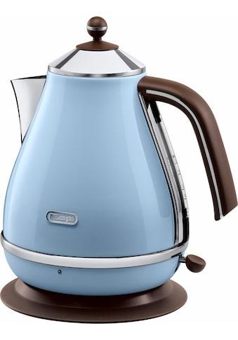 De'Longhi Wasserkocher »KBOV2001.AZ«, 1,7 l, 2000 W kaufen