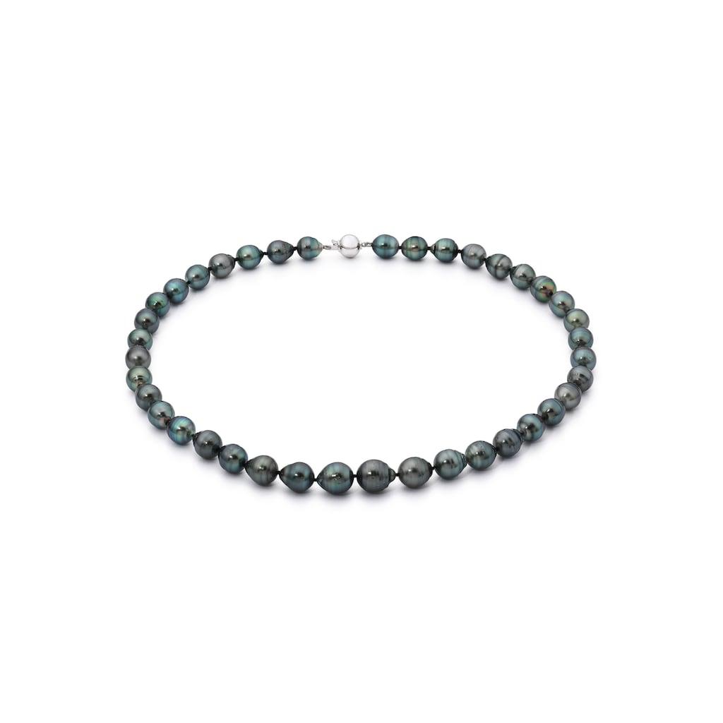 Firetti Perlenkette, Made in Germany - mit Tahitizuchtperle