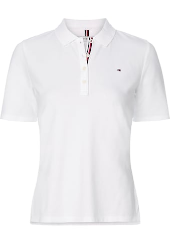 Tommy Hilfiger Curve Poloshirt »TH ESSENTIAL REG POLO SS CURVE« kaufen