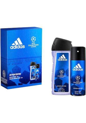adidas Performance Duft-Set »adidas UEFA VII«, (2 tlg.) kaufen