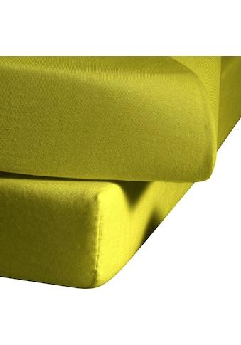 Betttuch »Colours«, fleuresse kaufen