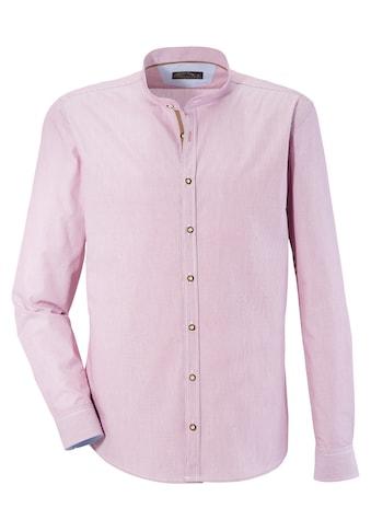 Murk Trachtenhemd im Streifendesign kaufen