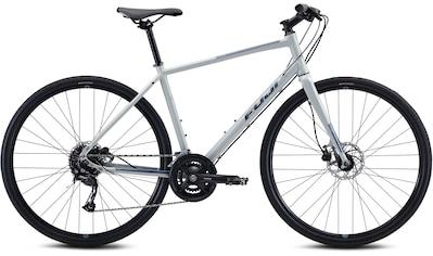 FUJI Bikes Fitnessbike »Absolute Disc 1.7«, 18 Gang, Shimano, Alivio shadow Schaltwerk, Kettenschaltung kaufen