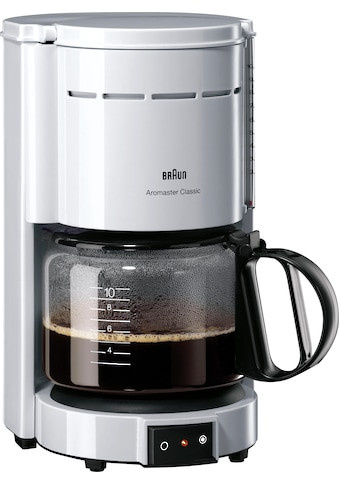 Braun Filterkaffeemaschine »Aromaster Classic KF 47/1«, Papierfilter, 1x4 kaufen