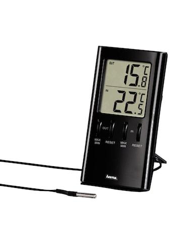 Hama Thermometer digital T - 350 »Innen -  und Außenbereich« kaufen