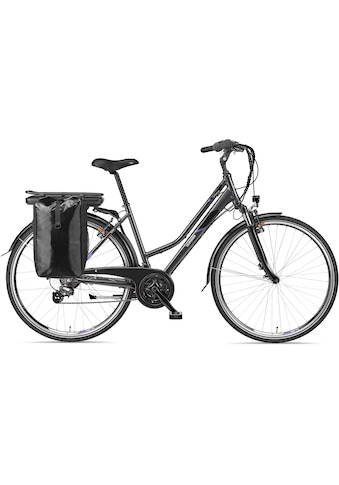 Telefunken E-Bike »Expedition XT480«, 21 Gang, Shimano, Altus, Heckmotor 250 W, mit... kaufen
