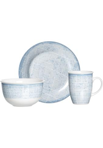 Ritzenhoff & Breker Frühstücks-Geschirrset »Nordic Ellen«, (Set, 3 tlg.), Scandic Style kaufen