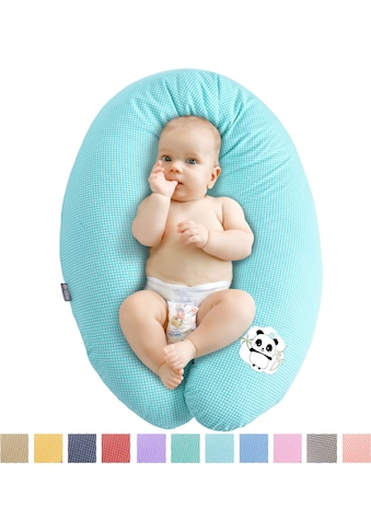 "SEI Design Stillkissen ""Panda mintgrün EPS - Perlen"" kaufen"