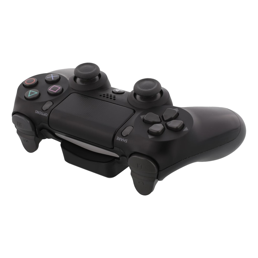 DELTACO Qi-charger PS4 drahtlos Micro USB Akku