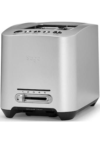 Sage Toaster »the Smart Toast, STA825BAL«, 2 lange Schlitze, 1000 W kaufen