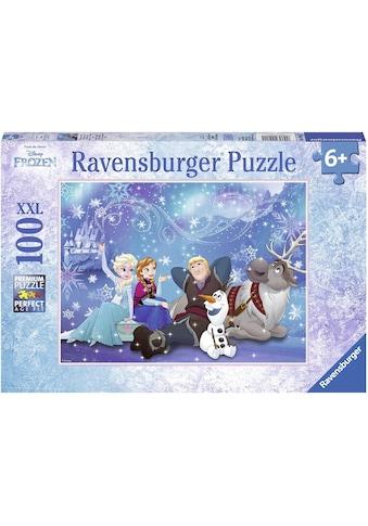 Ravensburger Puzzle »Disney Frozen Eiszauber«, Made in Germany, FSC® - schützt Wald -... kaufen