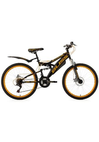 KS Cycling Jugendfahrrad »Bliss«, 18 Gang Shimano Tourney Schaltwerk, Kettenschaltung kaufen
