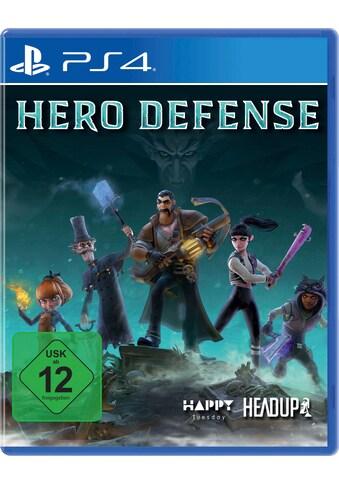 PlayStation 4 Spiel »Hero Defense: Haunted Island«, PlayStation 4 kaufen