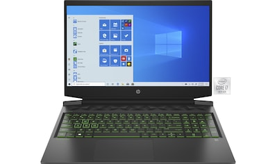 HP Pavilion 16 - a0262ng Gaming - Notebook (40,9 cm / 16,1 Zoll, Intel,Core i7, 0 GB HDD, 512 GB SSD) kaufen