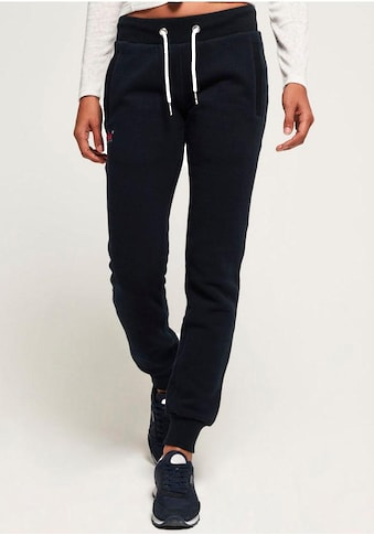 Superdry Jogger Pants »ORANGE LABEL JOGGER«, mit kleiner Logo-Stickerei kaufen