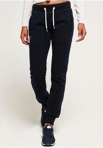 Superdry Jogger Pants »ORANGE LABEL JOGGER« kaufen