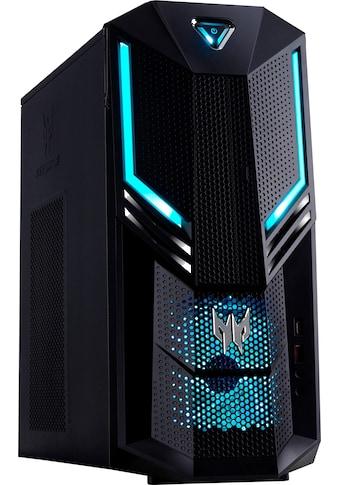 Acer »Predator Orion 3000 (PO3 - 600) DG.E1BEG.00F« Gaming - PC (Intel®, Core i7, RTX 2060 SUPER, Luftkühlung) kaufen
