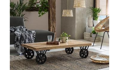 Home affaire Couchtisch »Industry« kaufen