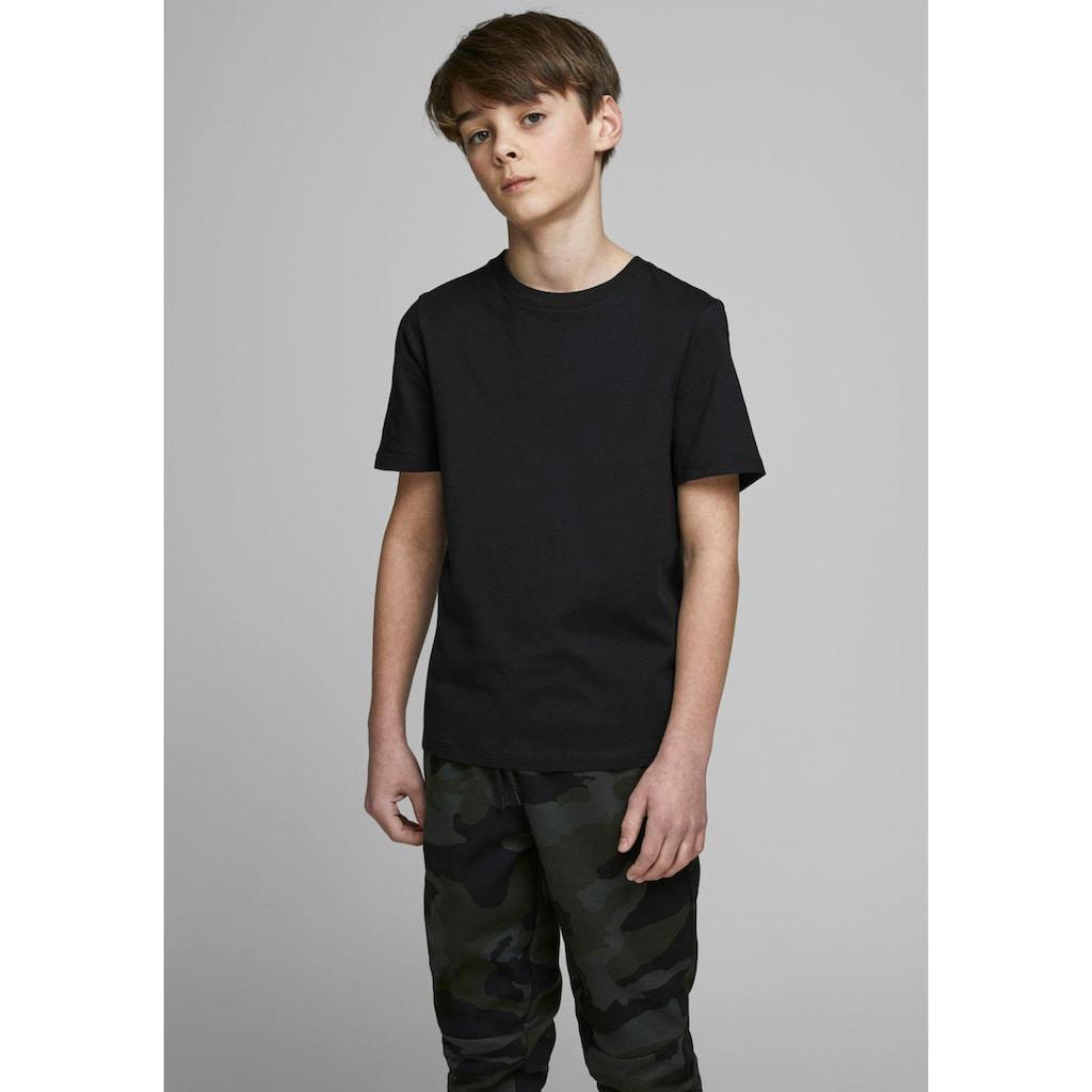 Jack & Jones Junior T-Shirt »JJEORGANIC BASIC TEE SS«