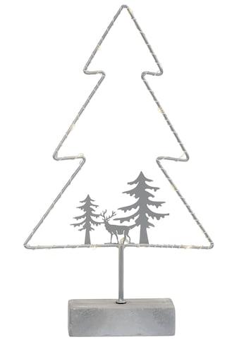 my home LED Baum »Timon«, 1 St., Warmweiß, Weihnachtsbaum, Gestell mit 15 warmen... kaufen
