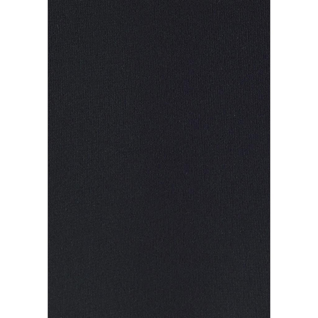 KangaROOS Bügel-Bikini, mit bedruckten Kontrasteinsätzen