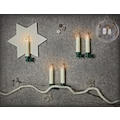 lumix LED-Christbaumkerzen »Erweiterungs-Set«